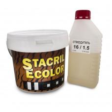 Купить наливной акрил Stacril Ecolor Profi 16ч